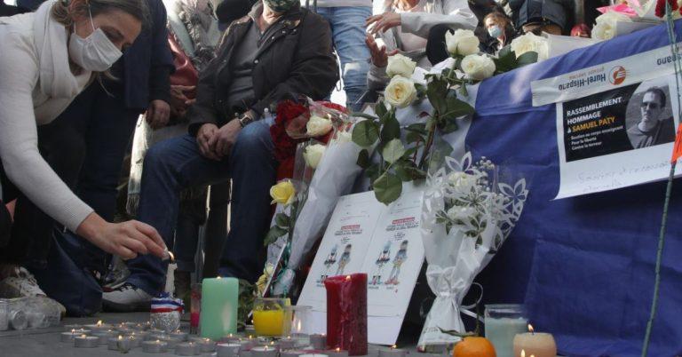 Prof. decapitato in Francia, Macron: