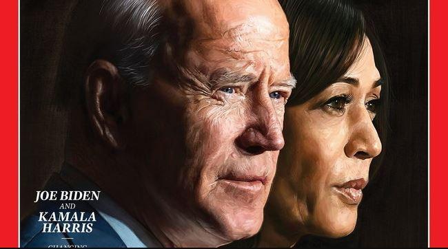 Usa, Biden e Harris persone dell'anno 2020